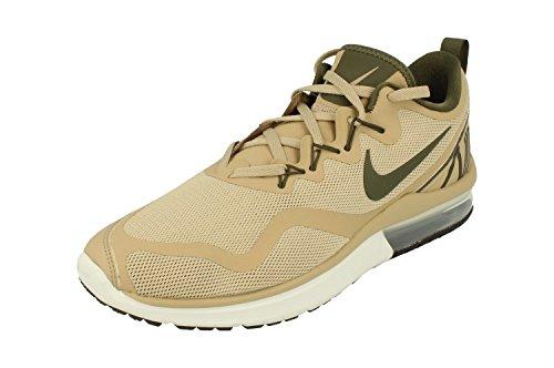 Nike Air Max Fury Sneaker, Herren, Braun - Khaki Cargo Off White 201 - Größe: 44.5 EU (Max Braun)