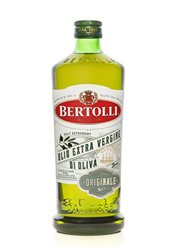 Bertolli Natives Olivenöl Extra Originale, 1er Pack (1 x 1000 ml)