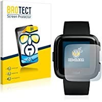 BROTECT para Fitbit Versa Protector de Pantalla Película Protectora [2 Unidades]