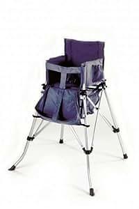 babytolove chaise haute nomade bleu marine b b s pu riculture. Black Bedroom Furniture Sets. Home Design Ideas