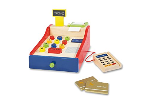 Pinolino 229468 Kinder Spiel-Kasse Andreas