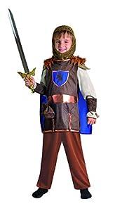 César D295-006 - Disfraz infantil de caballero con accesorios (8-10 años)