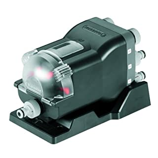 """GARDENA Wasserverteiler automatic: 6-Wege-Verteiler, einfache Bedienung, platzsparend, flexibel einsetzbar, ideal auch für niedrigen Wasserdruck, Gewinde 3/4"""" Außengewinde (1197-20)"""