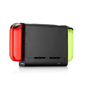 Nesjent 8000 mAh Extern Batterie für Nintendo Switch