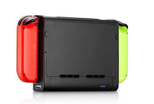 Nesjent 8000 mAh batterie externe pour Nintendo Switch, svelte modèle et chargeur pour Téléphone