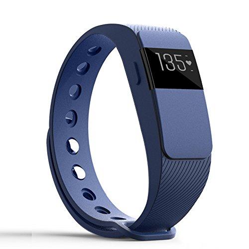 OPTA SW-022 Black Bluetooth Heart Rate sensor Smart Band and...