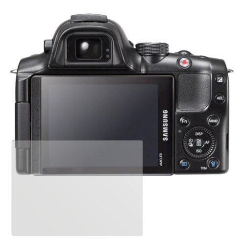 dipos I 6X Schutzfolie matt passend für Samsung NX20 Folie Displayschutzfolie