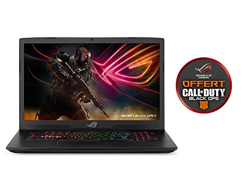 Asus ROG SCAR-GL703GM-EE033T PC portable Gamer 17' 120Hz...