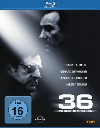 Bild von 36 - Tödliche Rivalen [Blu-ray]