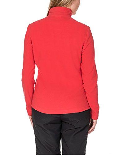 Jack wolfskin veste pour femme gecko pour femme Rouge - Rouge hibiscus