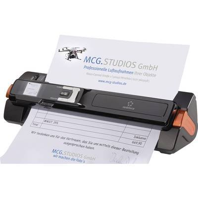 Renkforce MOBILER Scanner T4ED 2IN1 INKL. Docking