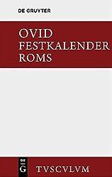 Fasti / Festkalender Roms (Sammlung Tusculum)
