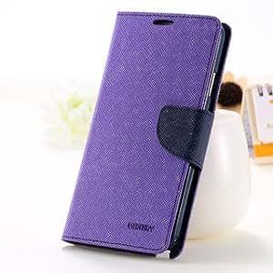 Motorola Moto X Style Flip Cover Mercury (Purple) By Gulwan