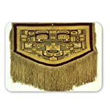 Blanket, Chilkat Tribe (wool & cedar bark).. - Mousepad - Natürliche Gummimatten bester Qualität - Mouse Mat
