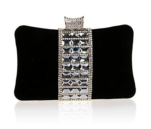borse strass/Sposa frizione/pacchetto Sposato/pacchetto Cheongsam/borse da sera di alta qualità/borsa Ms.-F F