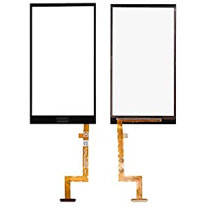 BisLinks® Schwarz LCD Berühren Bildschirm Digitizer Assembly Ersatz Für HTC Desire Eye