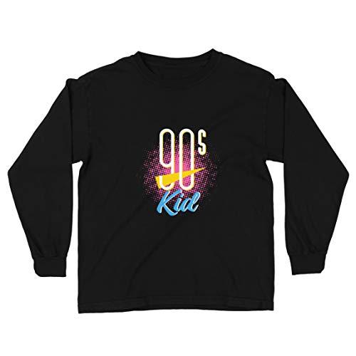 lepni.me Kinder-T-Shirt mit Langen Ärmeln 90er Jahre