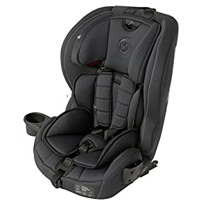 Mychild Stirling Group 123 ISOFIX Car Seat Charcoal   1
