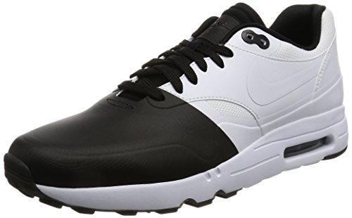 Nike Air Max 1 Ultra 2.0 Se, Scarpe da Ginnastica Uomo Nero/Bianco
