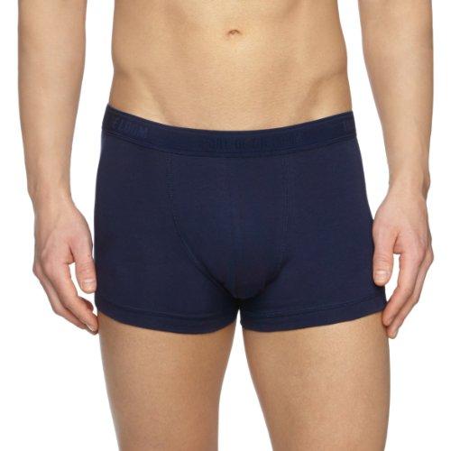 Fruit of the Loom Herren Boxershort 2 er Pack 170207, Gr. 6 (L), Blau (UN underwear navy)