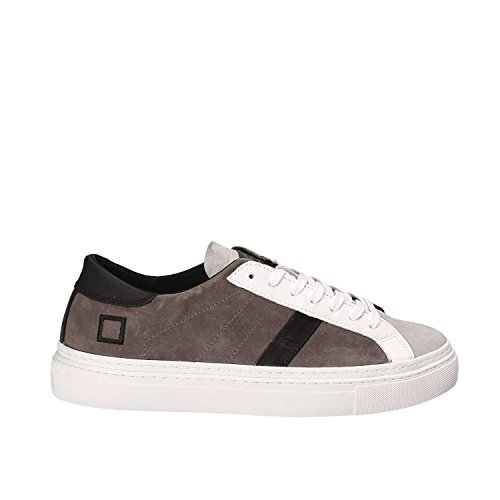 Date Lax Chamois Sneakers Homme Gris
