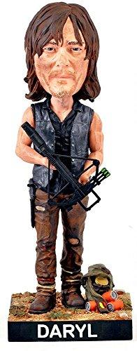 The Walking Dead Daryl Dixon mit Armbrust Sammler Bobblehead Figur
