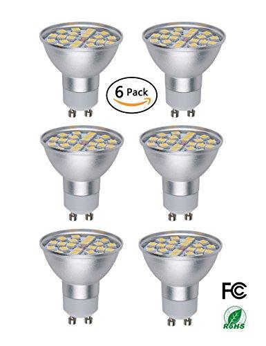Lynknova confezione da 6lampadine LED GU10, 50W