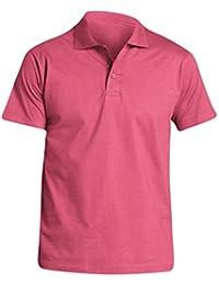 0216020f2786d7 Suchergebnis auf Amazon.de für  Pink - Poloshirts   Tops