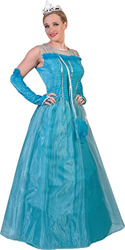 Prinzessin Cinderella Kostüm für Damen Gr. 44 ()