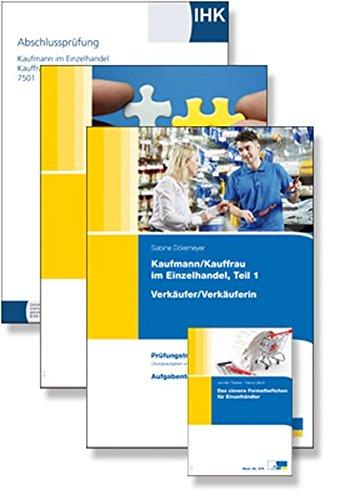 Kaufmann/Kauffrau im Einzelhandel (Teil 1): Rundum-Sorglos-Paket, Gestreckte Abschlussprüfung Teil 1