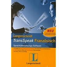Langenscheidt - TransSpeak Französisch
