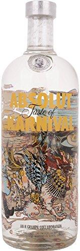 Absolut Taste of Karnival Flavored Vodka (1 x 1 l)
