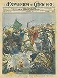 I ribelli guidati da un Caid rosso riattaccano Casa Blanca e sono sterminati dalle artiglierie francesi.
