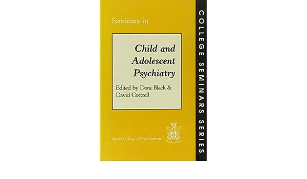 Seminars in Child and Adolescent Psychiatry (College