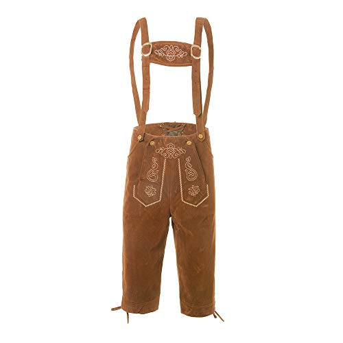 Puimentiua Bávaro Pantalones Alemán Hombre Traje