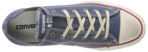 Converse Ct Well Worn Ox, Baskets mode mixte adulte Bleu