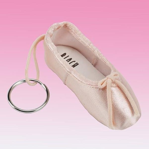 Bloch Unisex-Adults Standard Mini Pointe Shoe Keyring