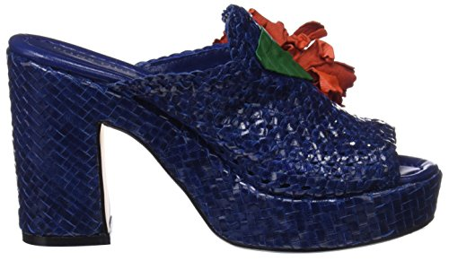 Pons Quintana Es retail Damen 6917.000 Pantoletten blau (Electric U332)