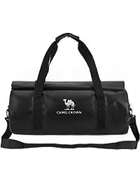 54ca2f1ae4d84 CAMEL CROWN 40L Wasserdicht Reisetasche Sporttasche Praktische  Trainingstasche Camp…