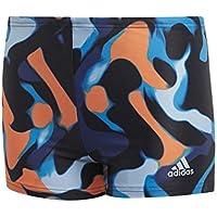 adidas Yb Boxer P.Blue Bañador, Unisex niños, multco, 140