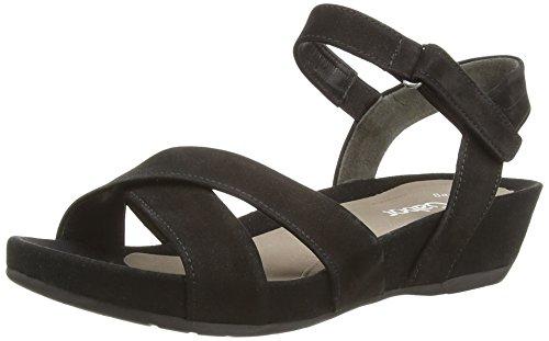 94b76df636c086 ... Damen Keilabsatz Knöchelriemchen Sandalen. Gabor Shoes 25.540 Gabor