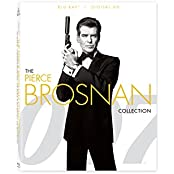 Image of 007 the Pierce Brosnan Collection