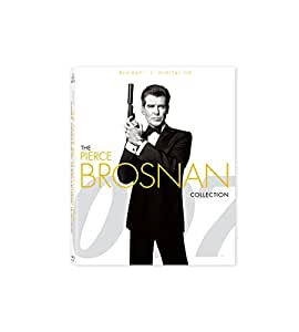 007 the Pierce Brosnan Collection [Blu-ray] [Import anglais]