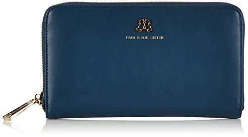 Paul & Joe SisterELAN - Portafoglio donna , Blu (Blau (Indigo 30)), 19x11x2 cm (B x H x T)