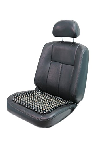 lacy - wood Holzkugel Holzperlen Massage Sitzauflage Sitzbezug Sitzmatte Sitzaufleger