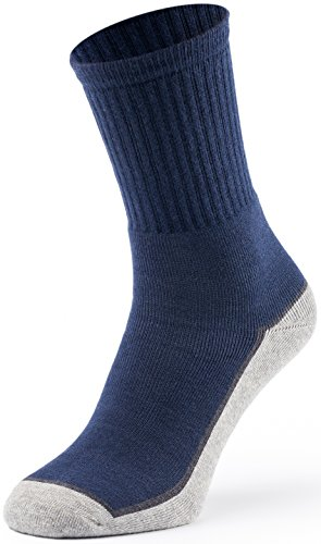 Mat and Vic's Cotton Classic Thermo Socken (6 Paar, 43-46) - 4