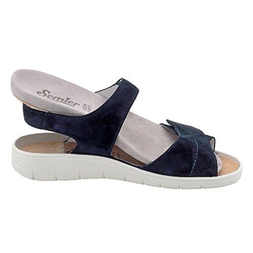 Semler Dunja Sandale Blau