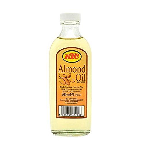 KTC Almond Oil 200 ml by KTC