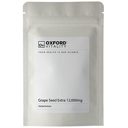 Oxford Vitality - Grape Seed 95mg OPC-Tabletten