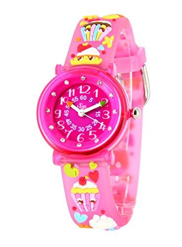 BABY WATCH Mädchen-Armbanduhr zap cup-cake